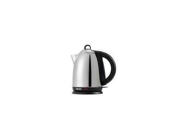 AROMA AWK115S Stainless Steel Hot H20 X-Press Water Kettle