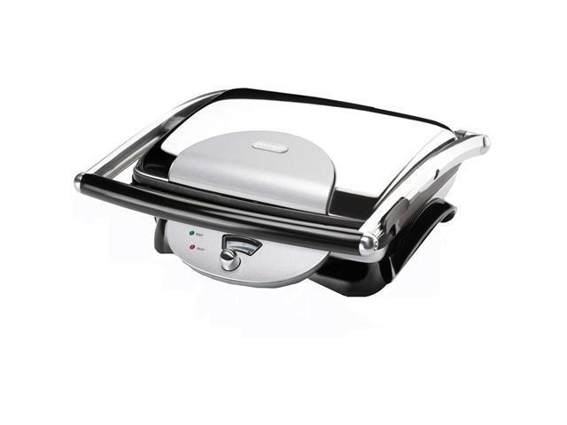 DeLonghi CGH800 Stainless Steel Retro Panini Maker / Indoor Grill