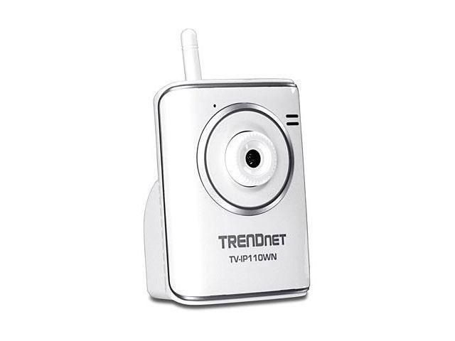 TRENDnet TV-IP110WN SecurView Wireless N Internet Camera