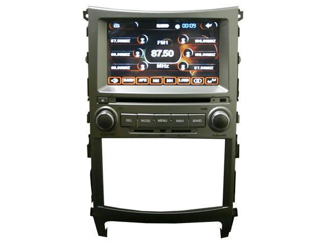 07-11 HYUNDAI VERACRUZ GPS NAVIGATION RADIO