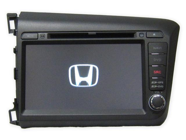Honda Civic 2012+ OEM Replacement In Dash Double Din 8