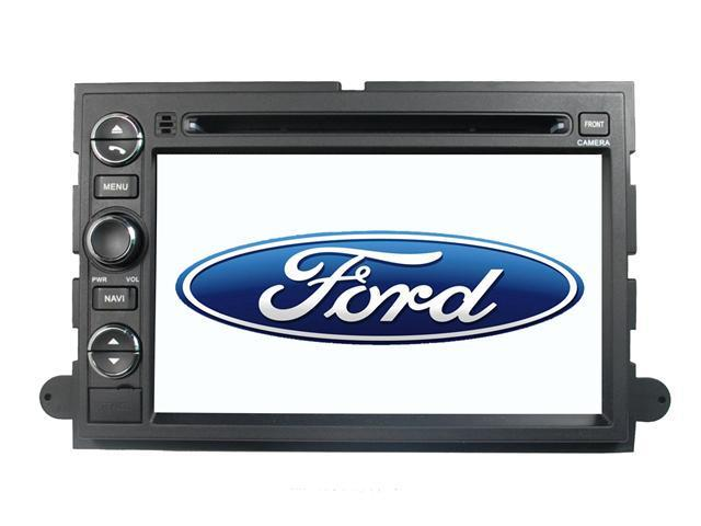 Ford Mustang 05 09 Oem Replacement In Dash Double 6 2 Quot Lcd