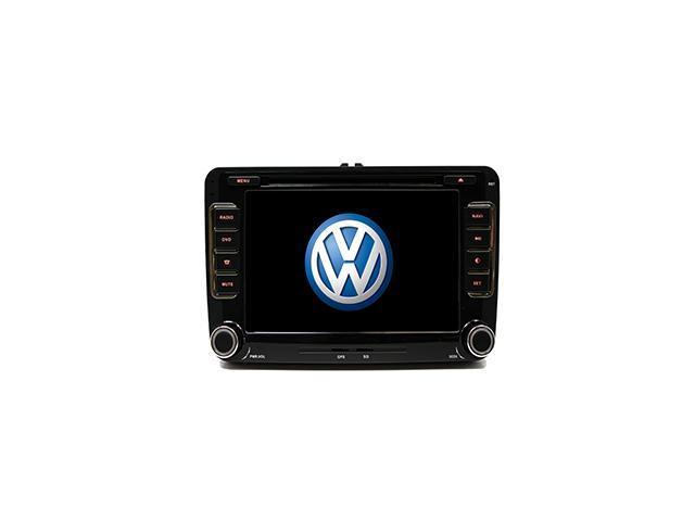 OttoNavi Volkswagen Jetta 2006-2012 In-Dash Navigation/DVD/Bluetooth Stereo, OE Fitment