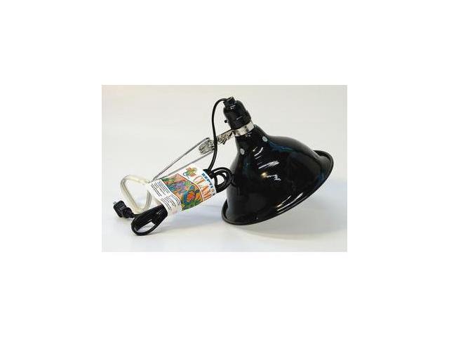 Repti - Clamp Economy Lamp w/Plastic Socket 8.5