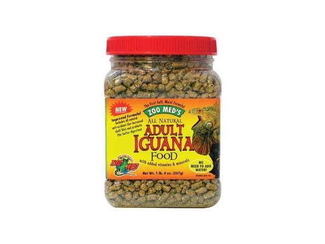 Iguana Adult Soft - Moist Pellets 10Oz (Jar)