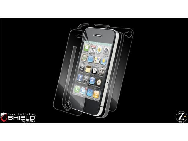 Invisibleshield for the Apple iPhone 4 (Maximum Coverage)