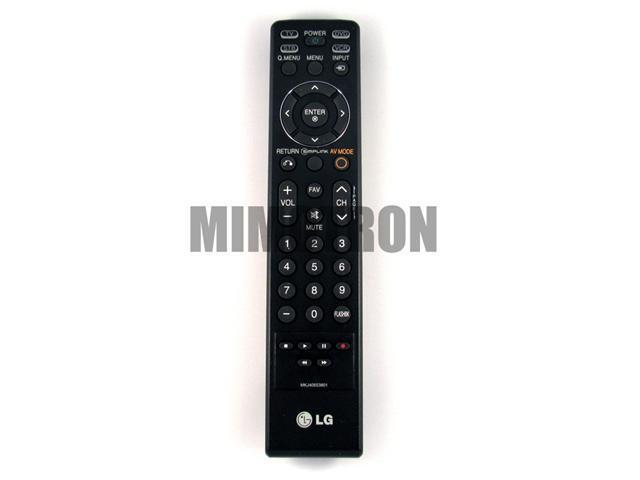 Original LG MKJ40653801 TV Remote Control