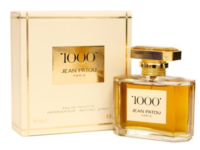 Jean Patou 1000 by Jean Patou for Women - 2.5 oz EDT Spray