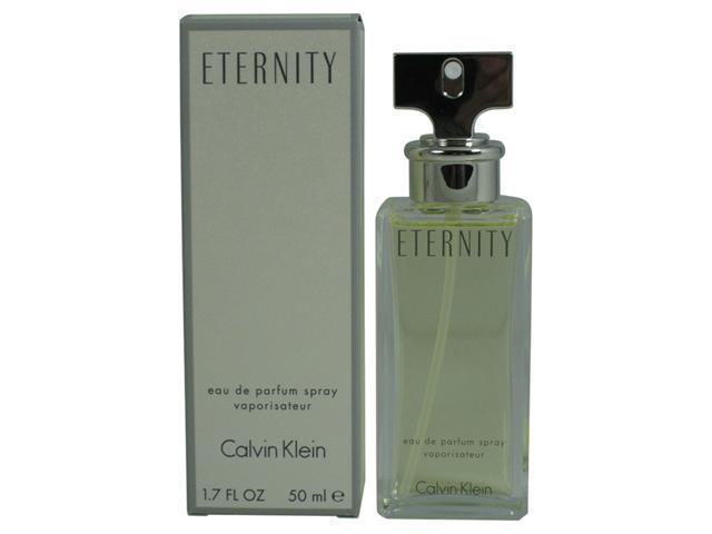 Eternity Perfume - EDP SPRAY 1.7 oz / 50 mL for Women