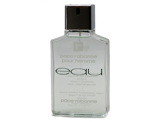 Eau Paco Rabanne Pour Homme 3.4 oz EDT Spray (Tester)