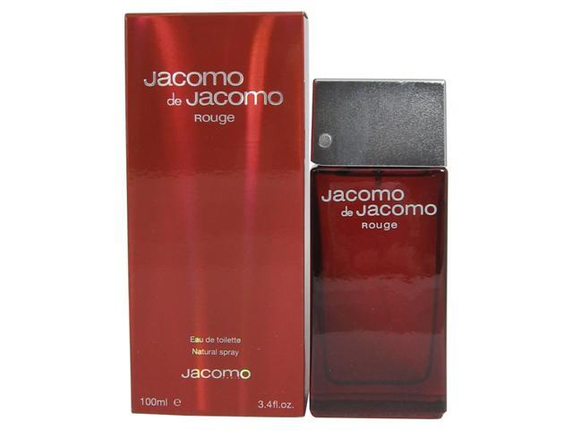 Jacomo Rouge 3.4 oz EDT Spray