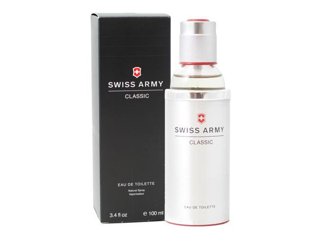 Swiss Army by Swiss Army for Men - 3.4 oz EDT Spray