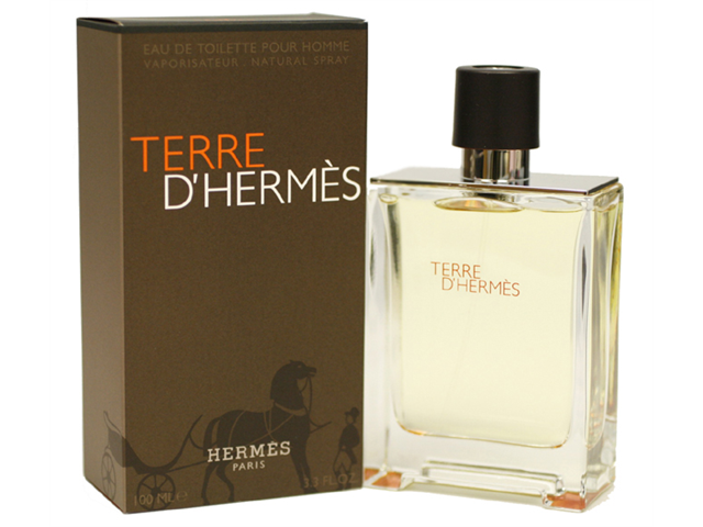 Hermes - Terre D'Hermes Eau De Toilette Spray 100ml/3.4oz