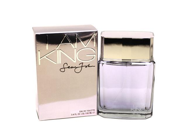 Sean John - I Am King Eau De Toilette Spray 100ml/3.4oz