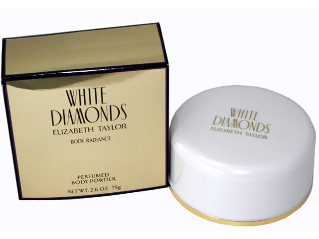White Diamonds - 2.6 oz Perfumed Body Powder