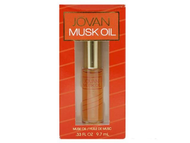 JOVAN MUSK by Jovan PERFUME OIL .33 OZ for WOMEN