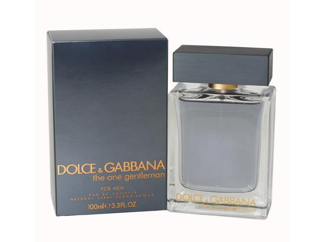 Dolce Gabbana The One Gentleman 3.4 oz EDT Spray