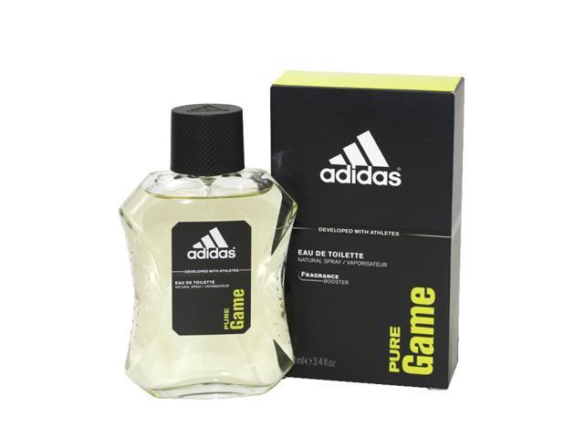 Adidas Pure Game - 3.4 oz EDT Spray
