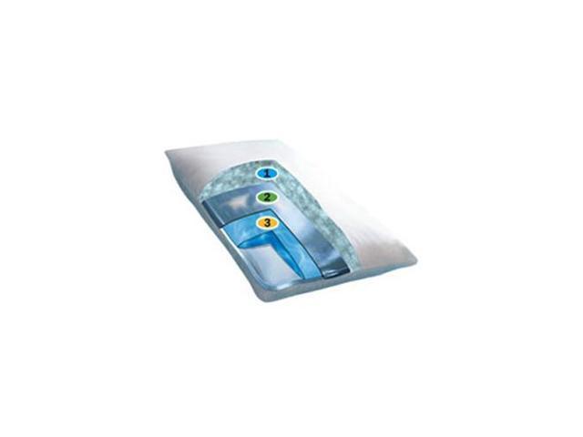 Mediflow&#59; Fiber plus WaterBase&#59; Pillow - Travel Size