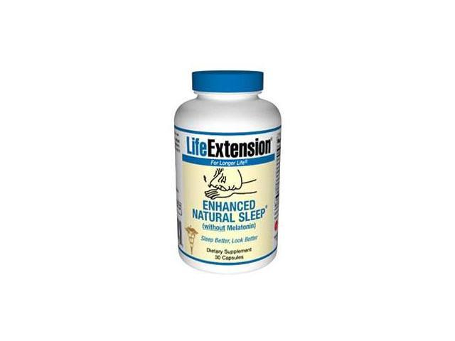 Enhanced Natural Sleep  without Melatonin, 30 capsules