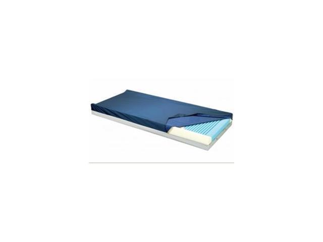 Gold Care Foam Mattress 416 and 419 Series, EA, 42 X 80 X 6 , W/ Zipper,