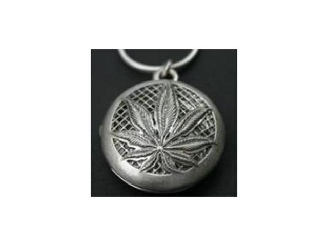 Scent Chamber Hemp Leaf Alloy