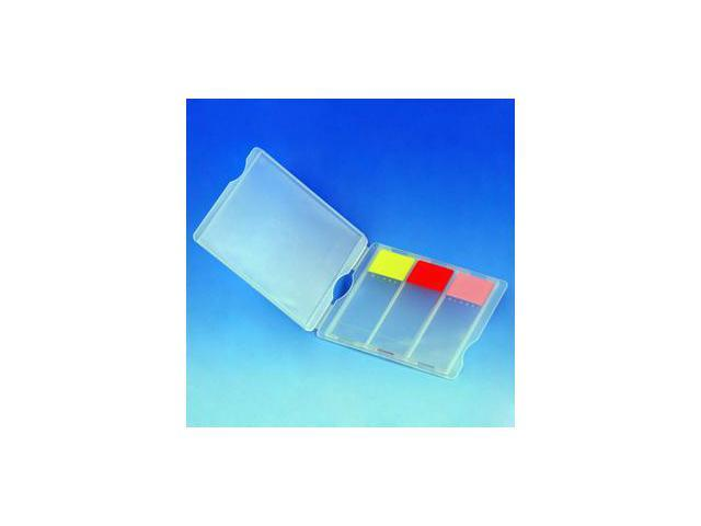 Slide Mailer, Polypropylene, for 3 Slides, Natural