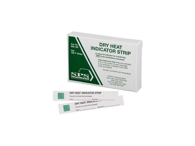 Dry Heat Indicator Strip - 4