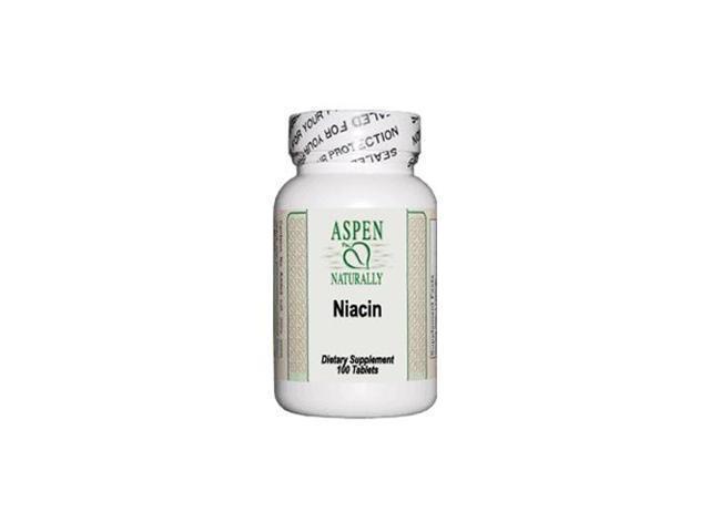 Niacin, 100 mg, 100 Tabs