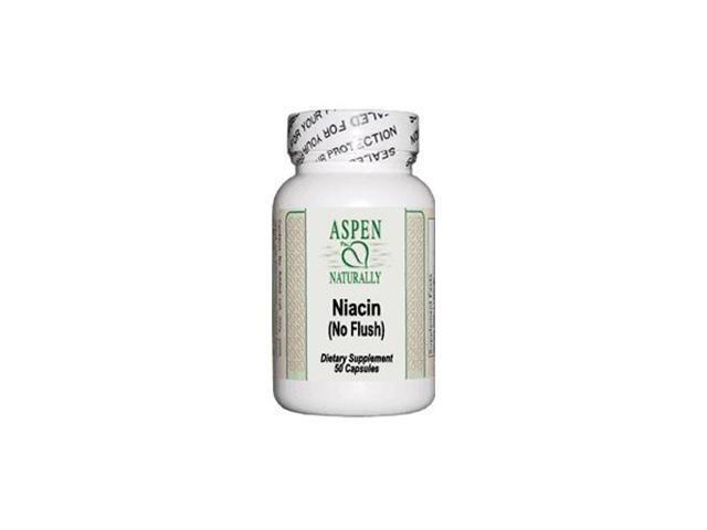 Niacin (no flush), 400 mg, 50 Caps