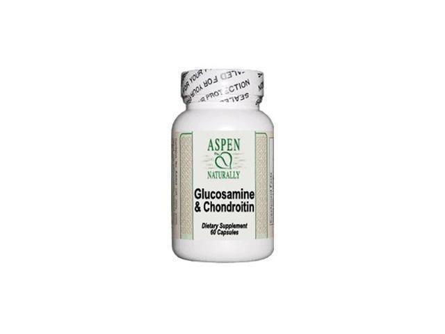 Glucosamine and Chondroitin, 500 mg/400 mg, 60 Caps
