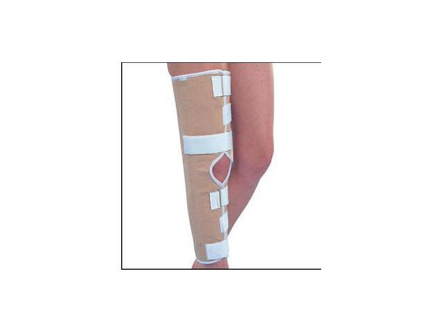 Knee Immobilizer, Size: S&#59; Length: 21.5 / 55cm&#59; Thigh Circumference: 15-17'' / 38-43cm.