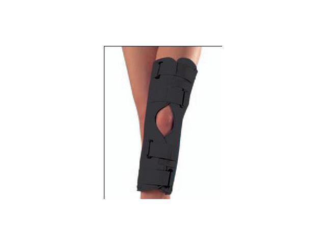 Three Panel Knee Immobilizer, Size: Short&#59; Length: 17.75'' / 45cm.