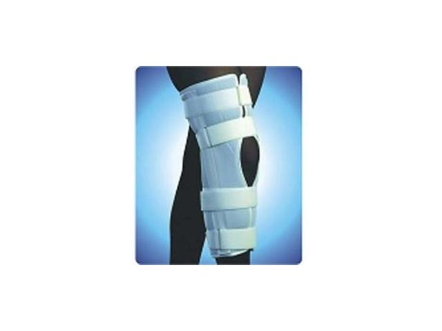 Open Patella Knee Immobilizer 24 , Large