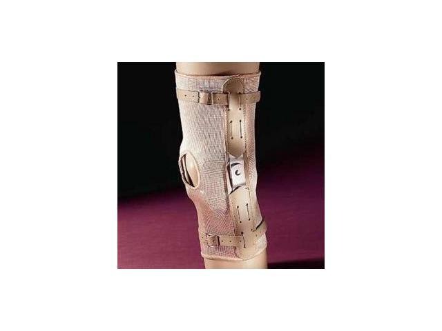 Elastic Hinged Knee Brace S