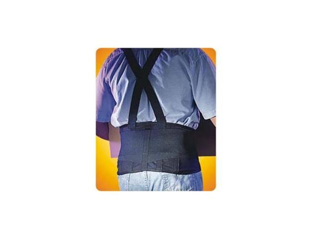 Alex Orthopedic 2099-L Mesh Industrial Back Support With Suspenders - Large
