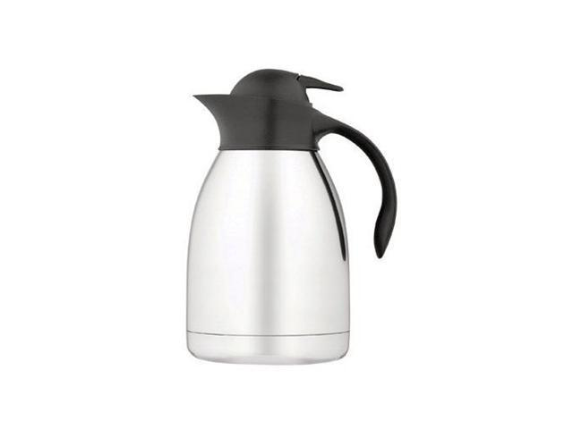 Thermos Stainless Steel Push Button Carafe