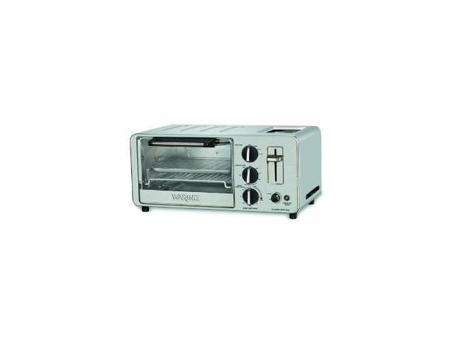Waring Pro 4 Slice Toaster Oven With Built In 2 Slice