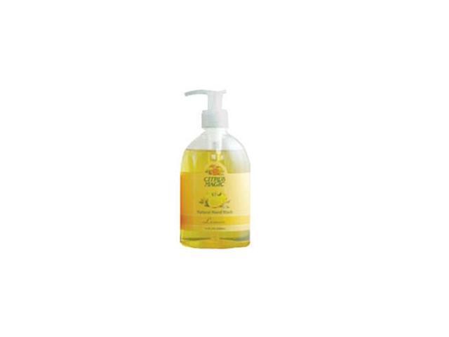 Citrus Magic, Liquid Hand Soap, Lemon - 12 Ounces