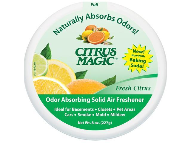Citrus Magic Solid Odor Absorber - 1 Count