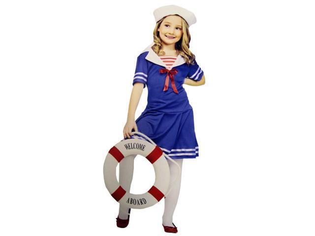 Tween Sailor Costume - Sea Sweetie