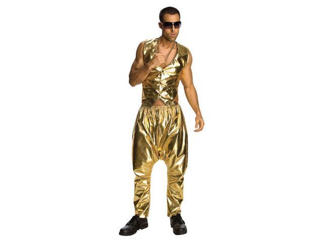 MC Hammer Pants - Gold