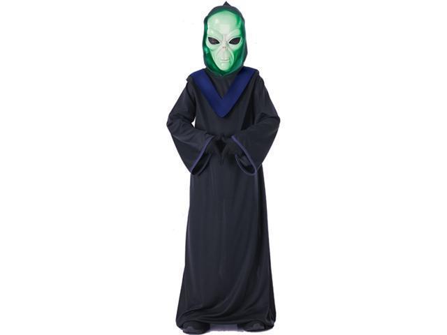 Alien Costume for Kids - Alien Commander