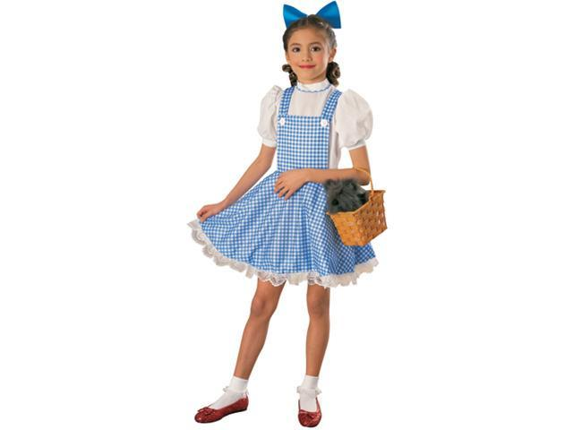 Child's Dorothy Halloween Costume - Deluxe Wizard of Oz