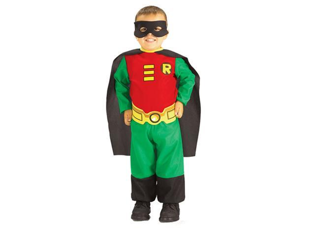 Toddler Robin Halloween Costume - Batman Size 6-12 Months