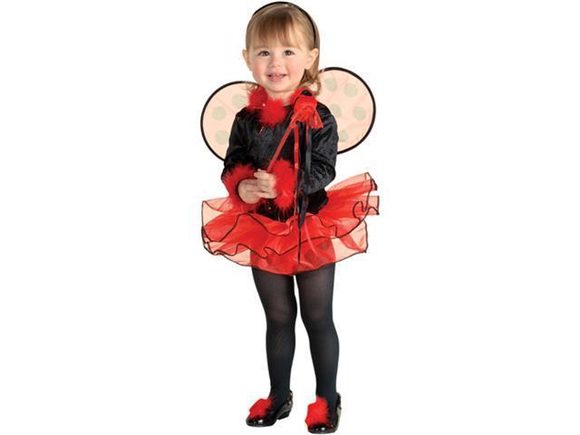Toddler Lady Bug Halloween Costume