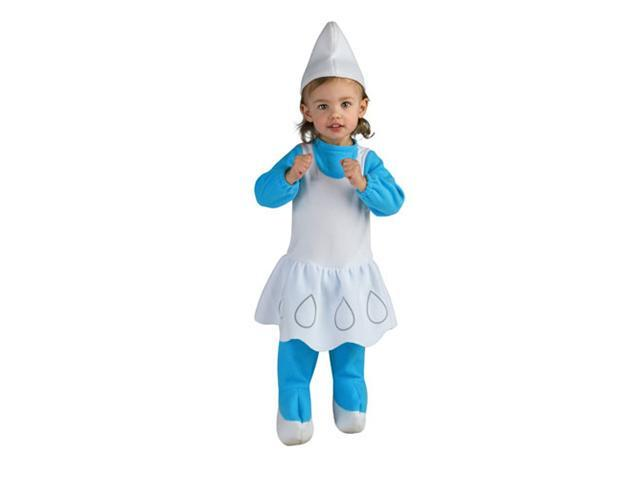 Smurfette Costume - Toddler
