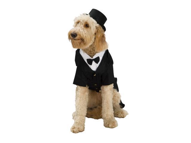 Tuxedo Dapper Dog Costume