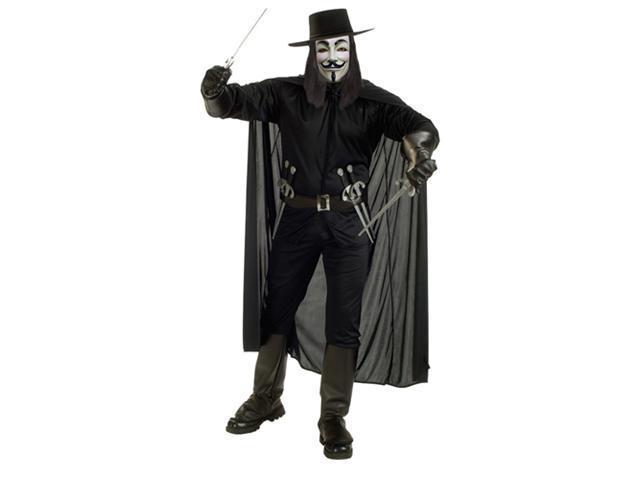 Vendetta Costume for Men - V for Vendetta