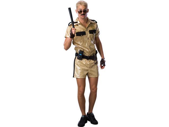 Jim Dangle Costume - Deluxe Lt. Dangle Reno 911 Outfit ...